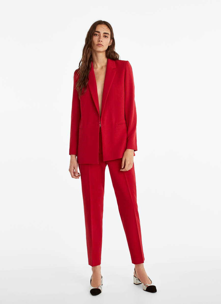 autumn winter wedding outfit