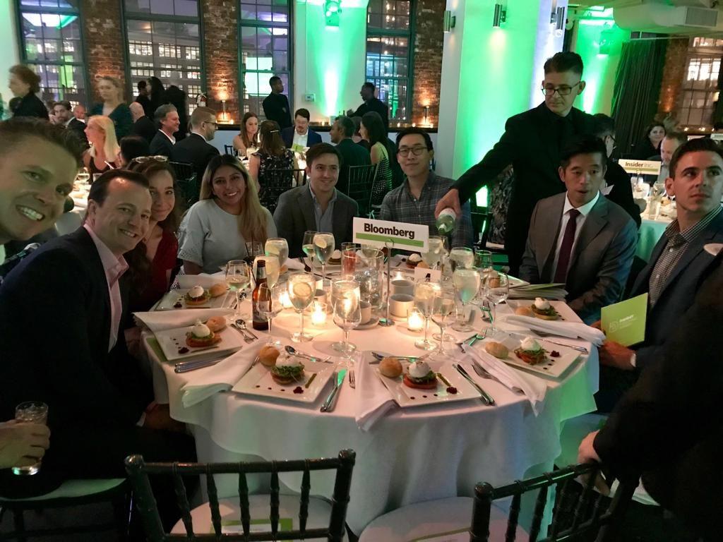 DigiDay publishing awards 2019