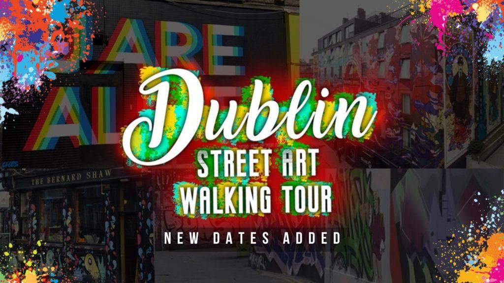 Dublin Street Art Walking Tour