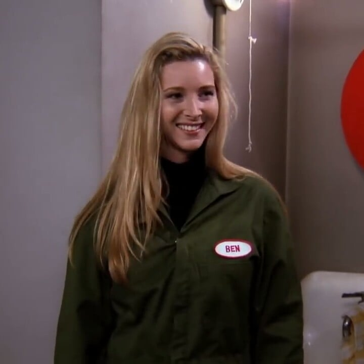 Phoebe from Friends