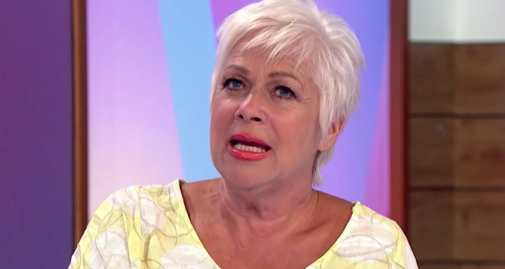 Denise Welch on Loose Women, TV
