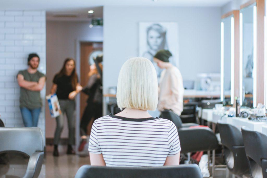 salon visits