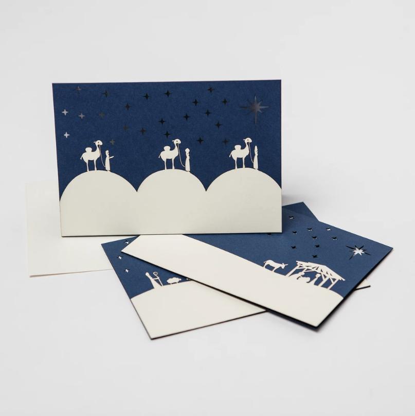Irish-made Christmas cards