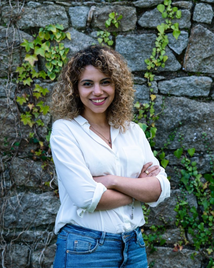 Lobna Abulhassan, Event Lead in Speakers Web Summit 2019