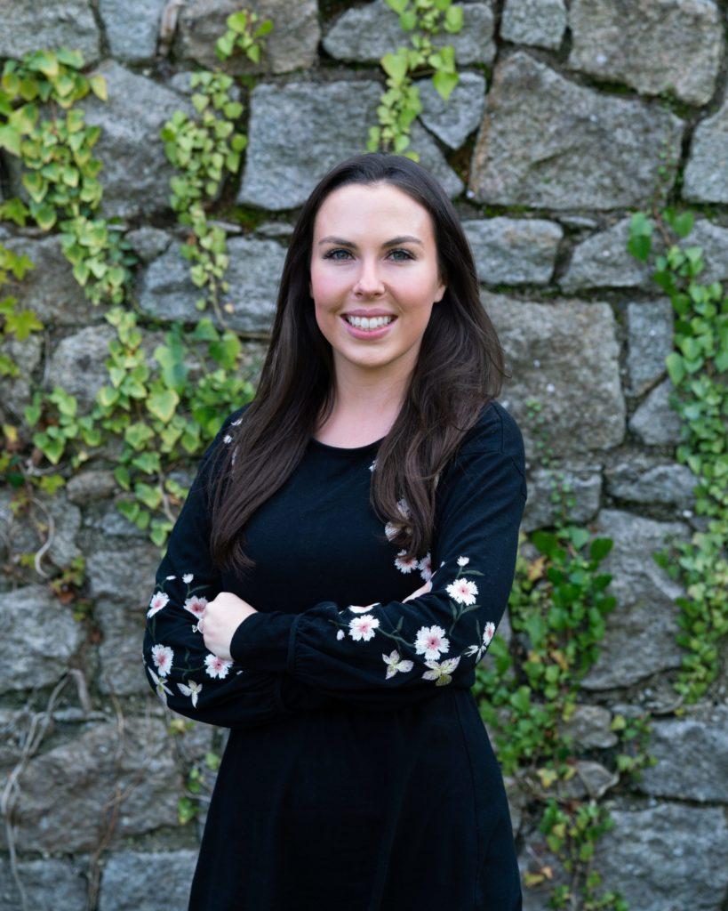 Women of the web summit 2019 - Anna O'Hare, VP of marketing