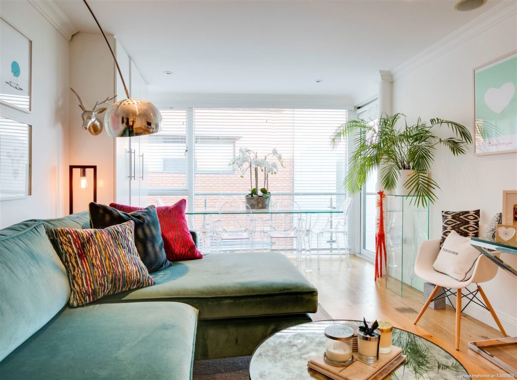 Vogue Williams' apartment