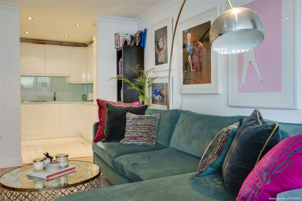 Vogue Williams apartment