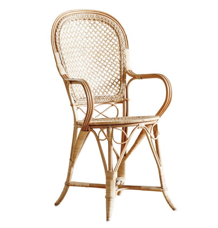 Sika-Design's Fleur chair