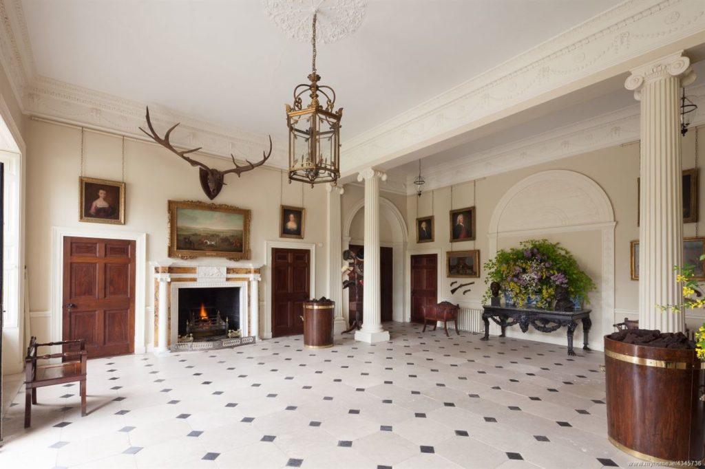 Abbey Leix estate