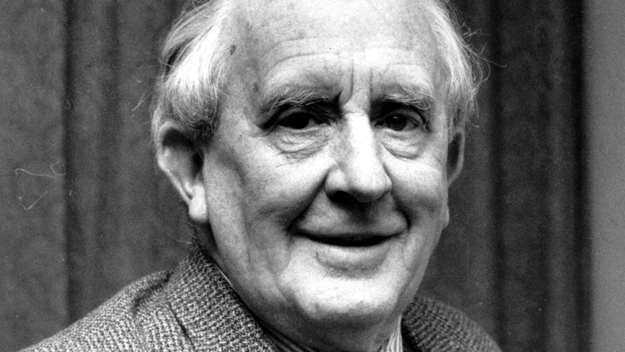 letter from JRR Tolkien
