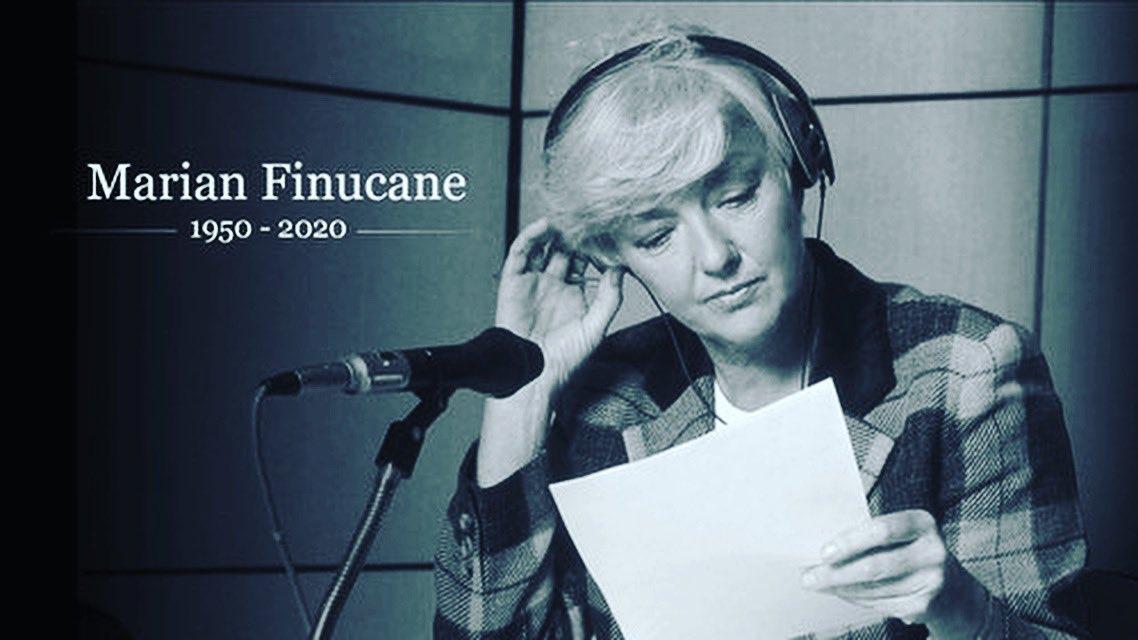 tribute to Marian Finucane