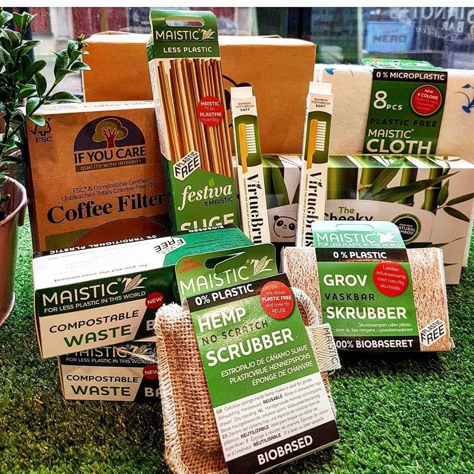 Irish eco shops