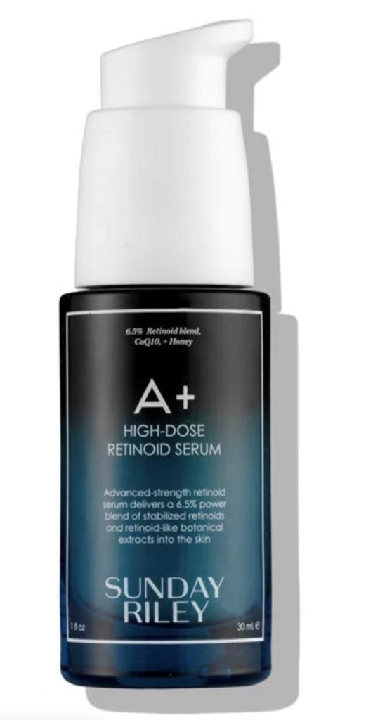 retinol products