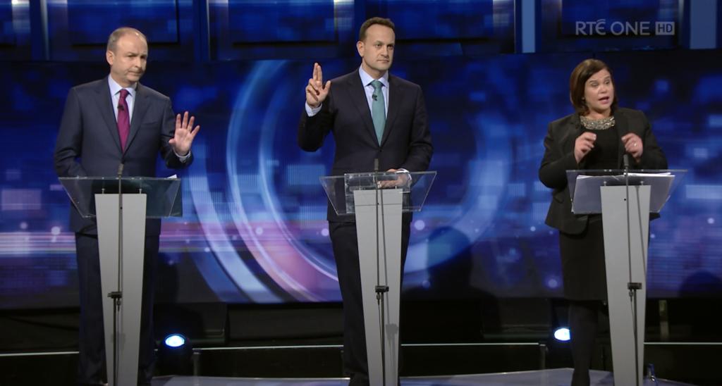General Election Leaders Debate