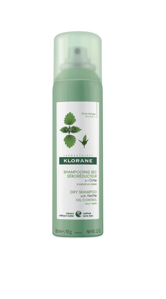 dry shampoos