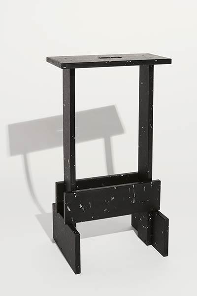 Michael Marriott stool Smiles Plastics