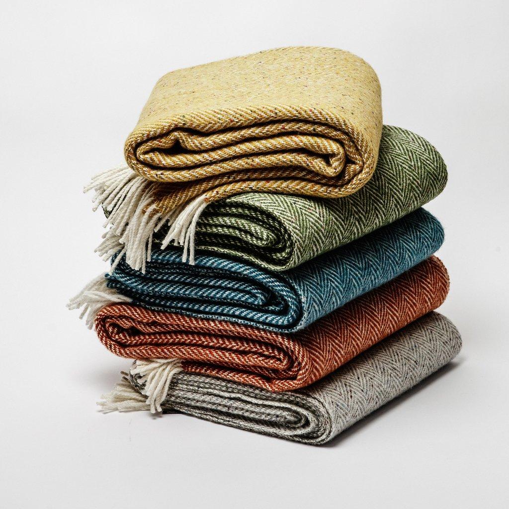 Irish blankets