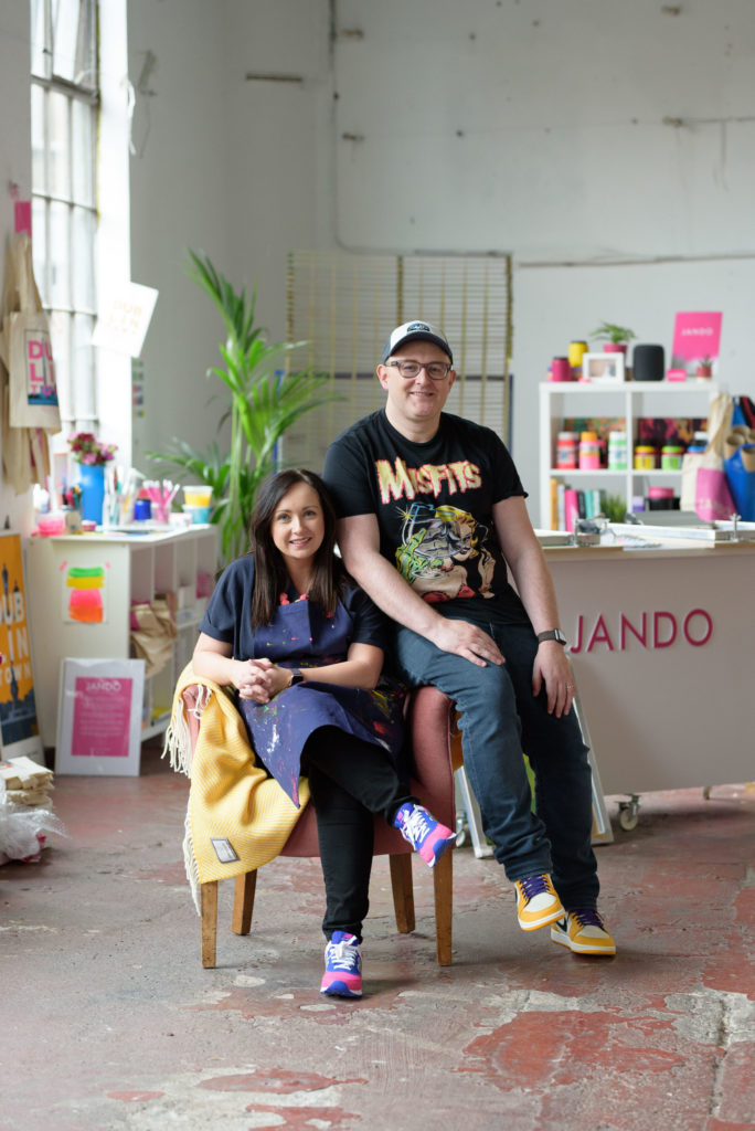 Jando Love where you live