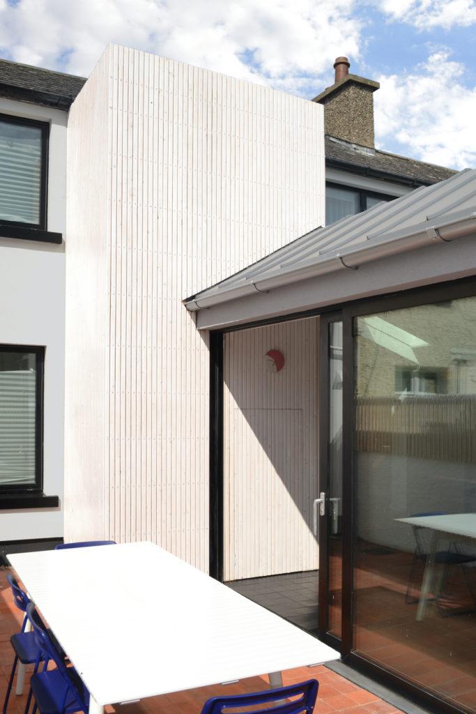 Fishamble Architects Irishtown Exterior View 1