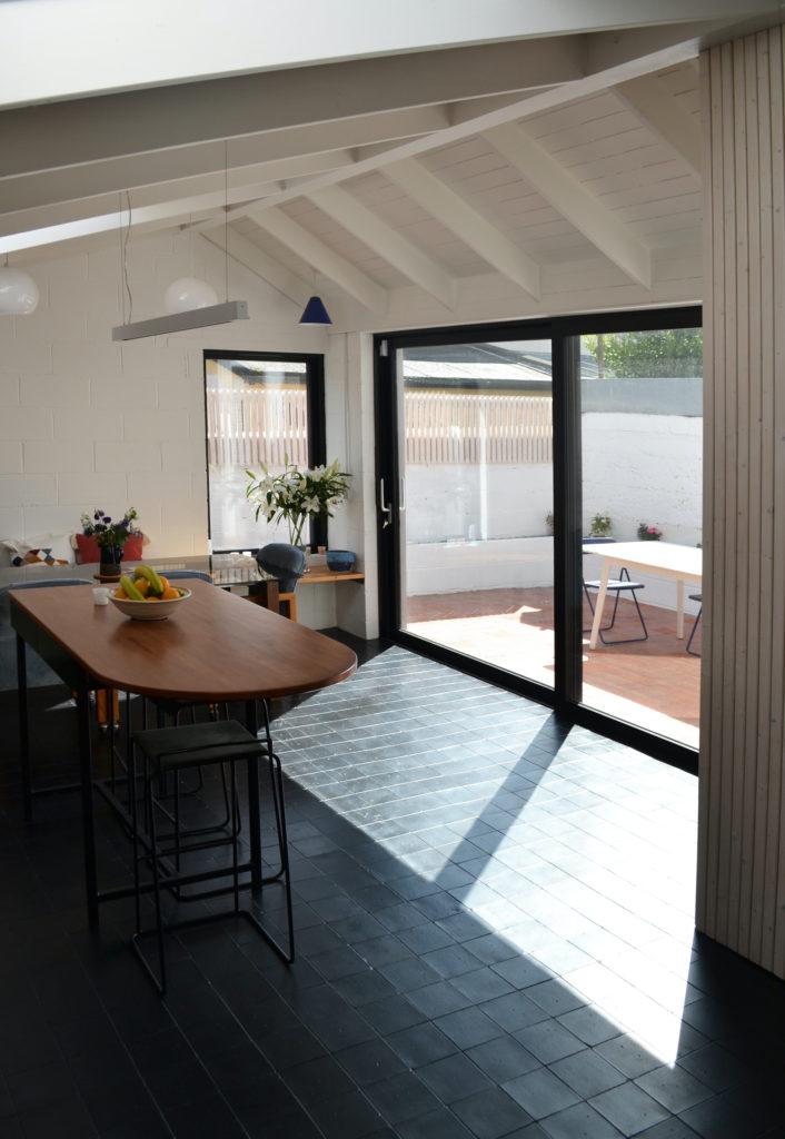 Fishamble Architects Irishtown Kitchen View 2