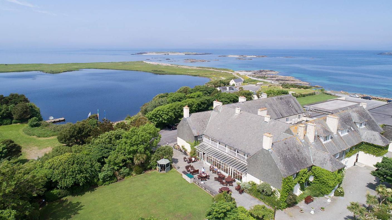 Irish hotels near the beach