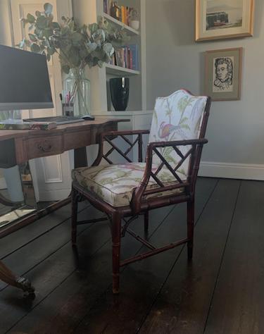 Sara Cosgrove office chairs