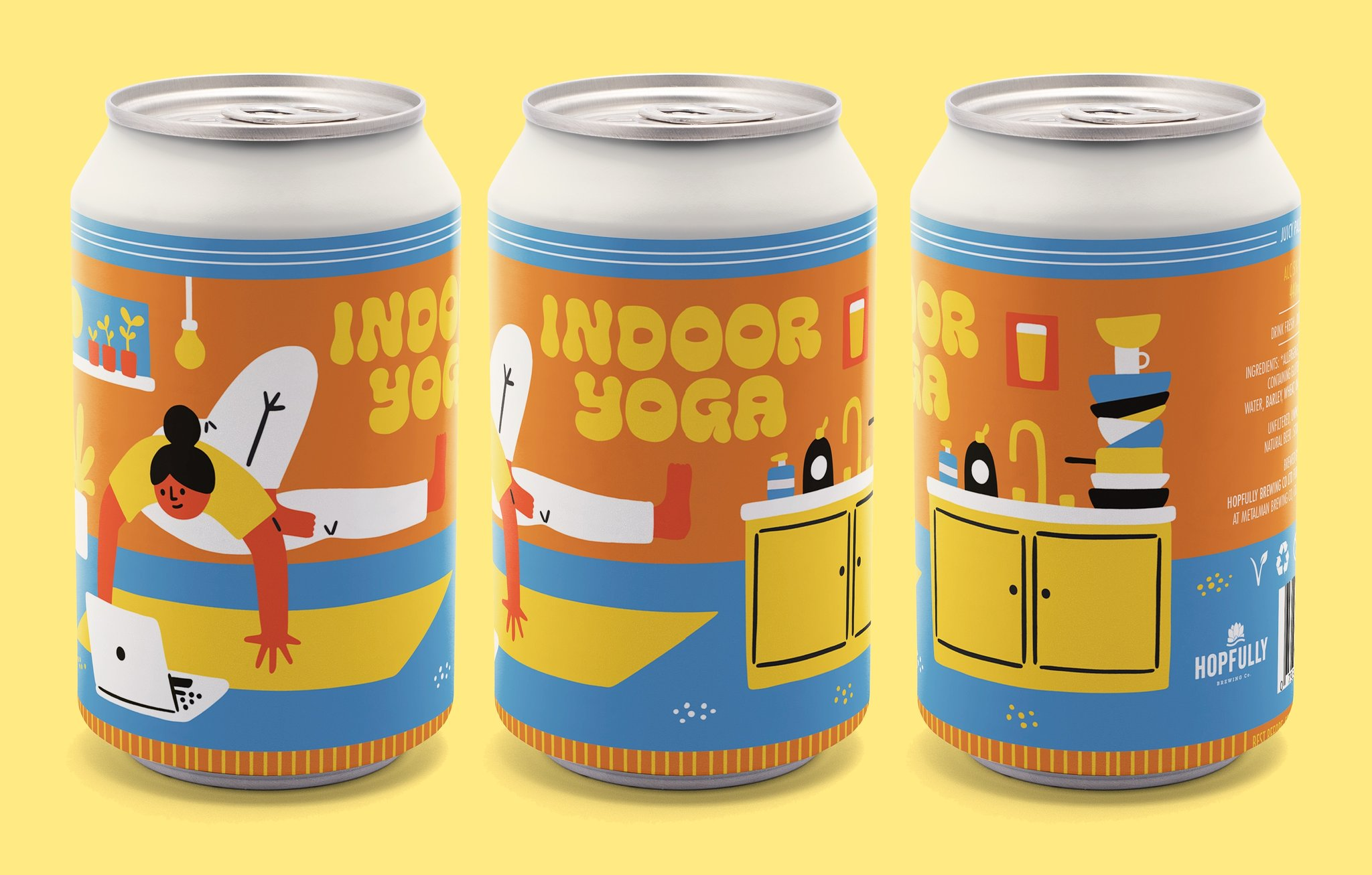 indoor yoga hopfully brewing co father's day gift
