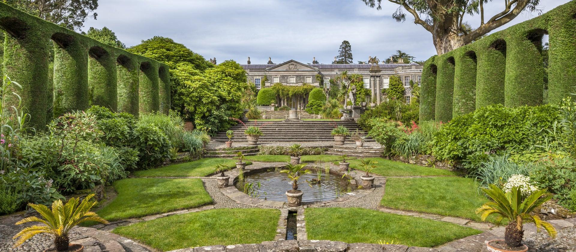 mount stewart gardens to visit