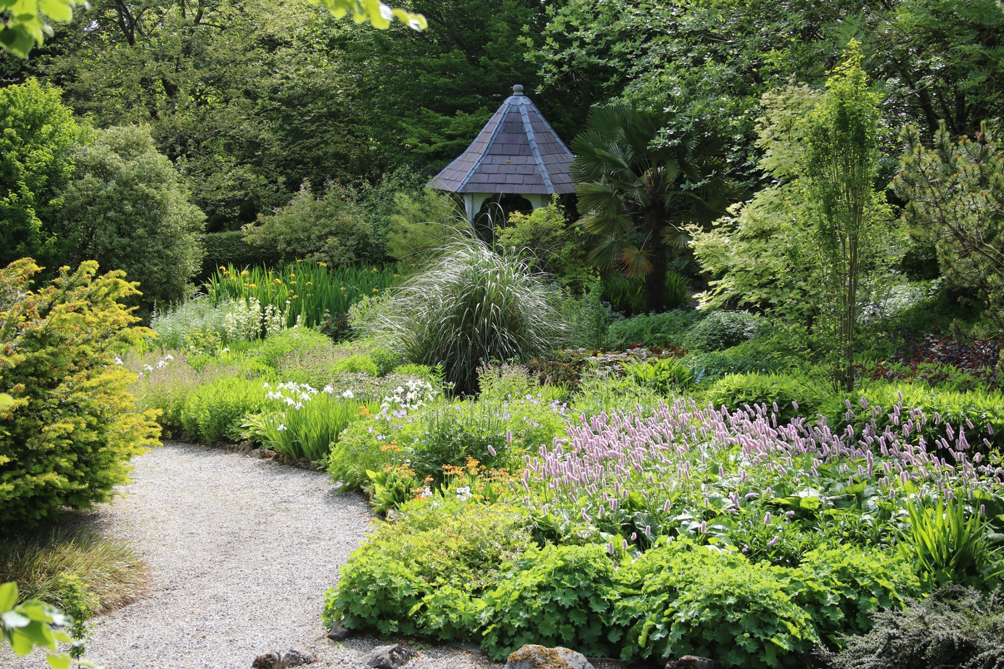 Gash Garden Laois gardens to visit