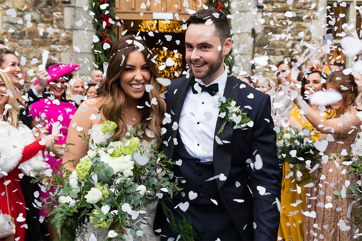 post-covid wedding