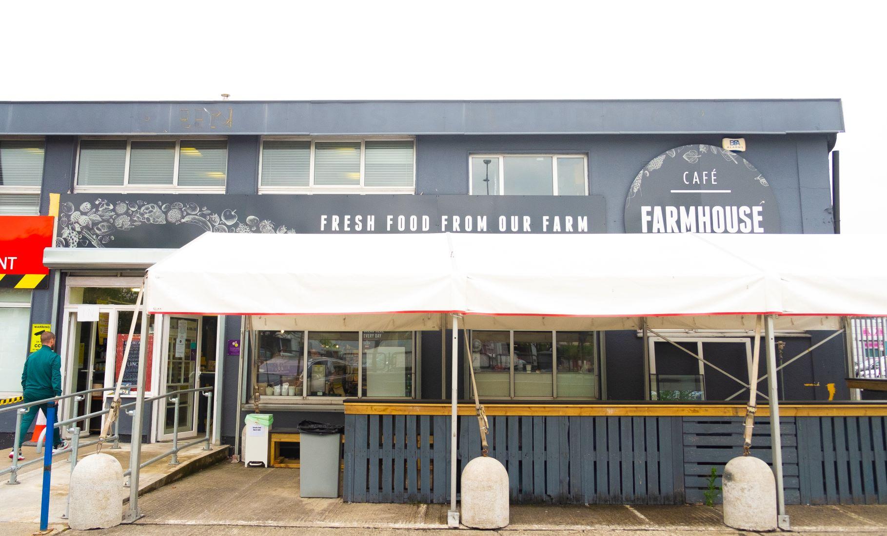 Farmhouse Café Dublin