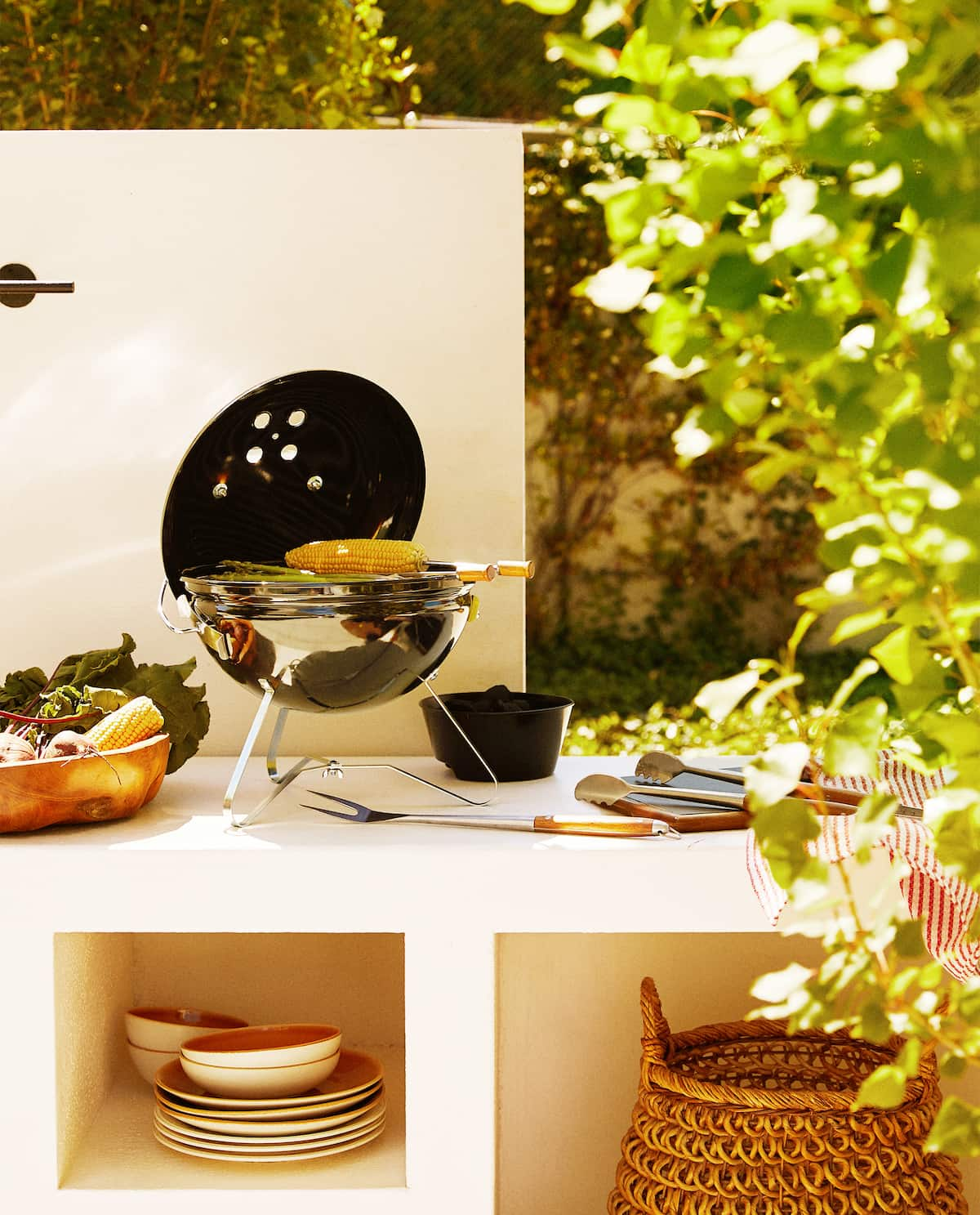 Zara Home barbecue collection