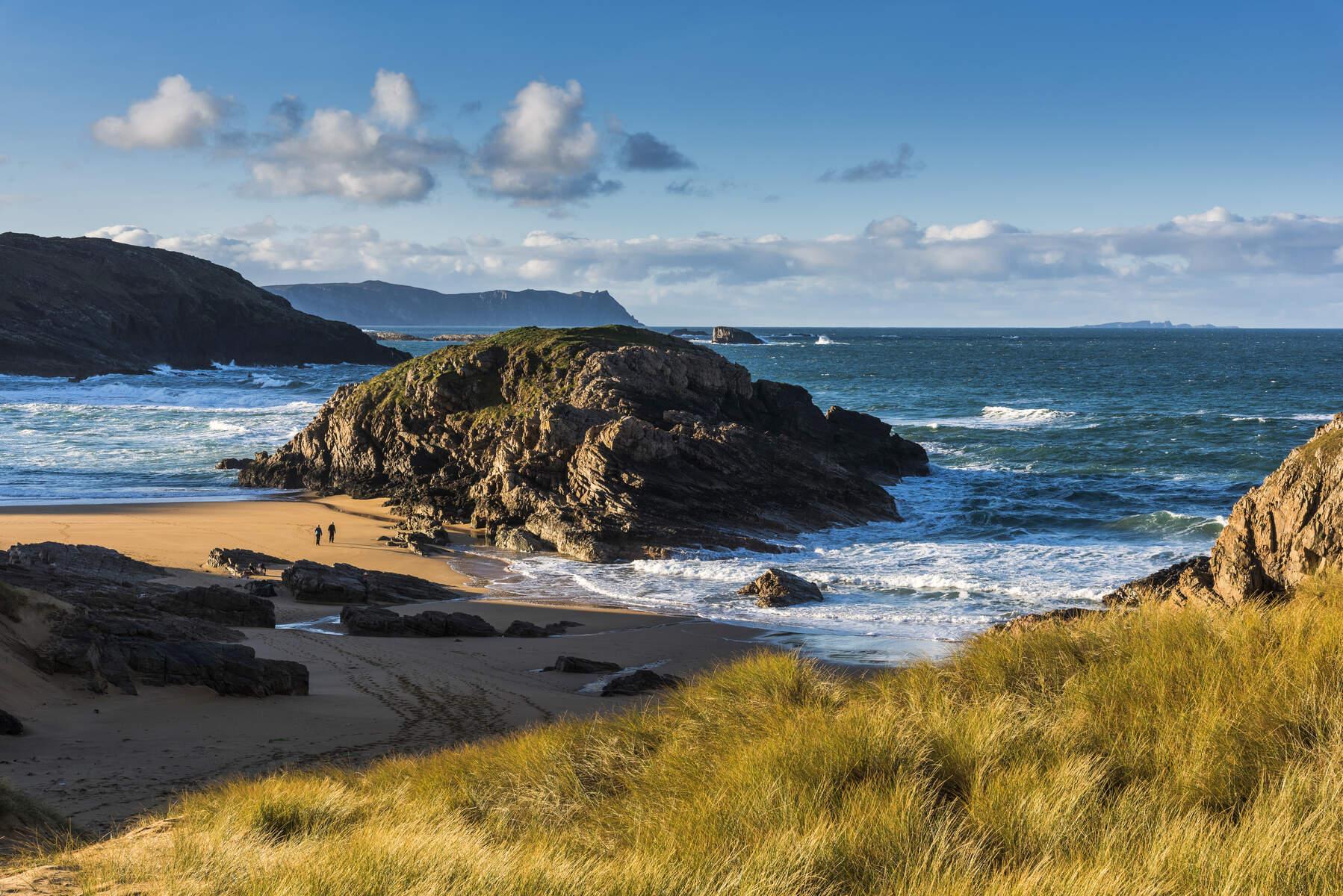 best beaches in Ireland murder hole