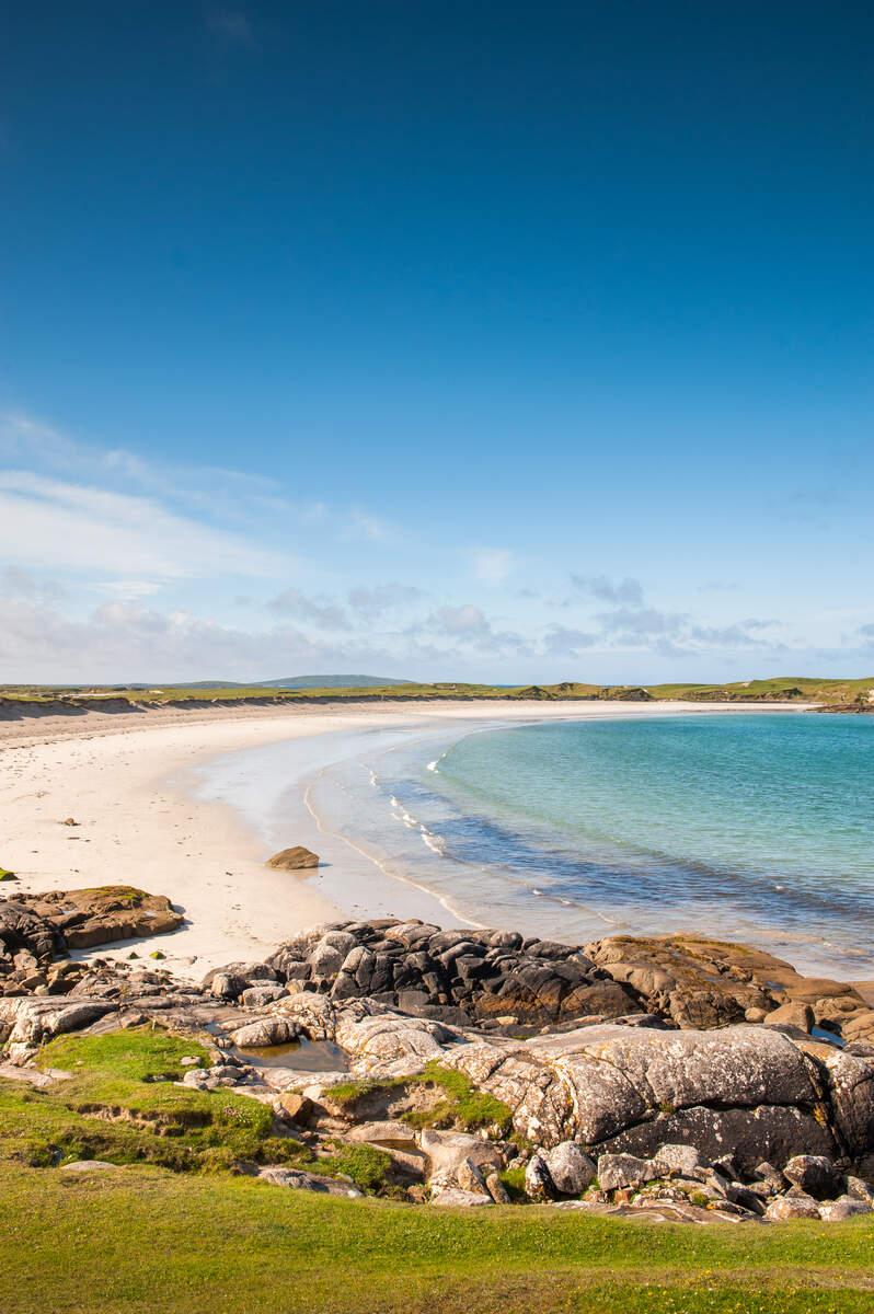best beaches in Ireland dog's bay