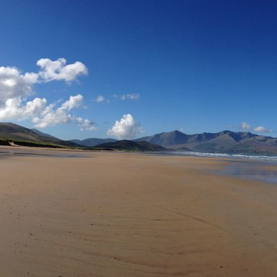 best beaches in Ireland brandon bay