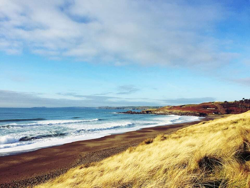best beaches in Ireland castlefreke