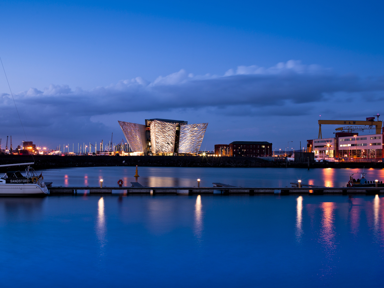 Titanic, Belfast. Photo by Chris Hill
