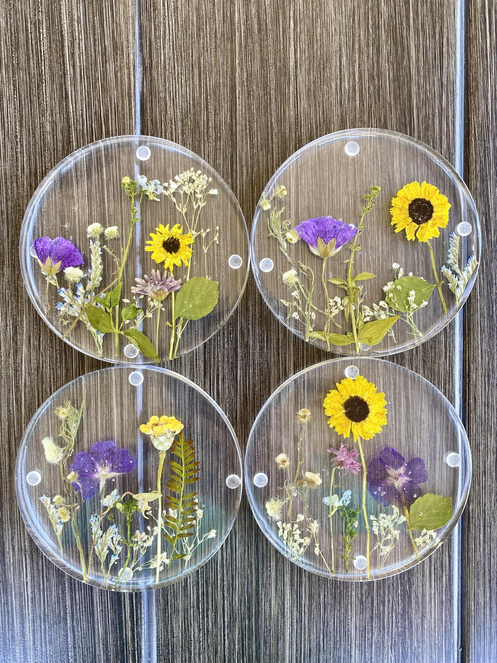 dried and preserved flowers