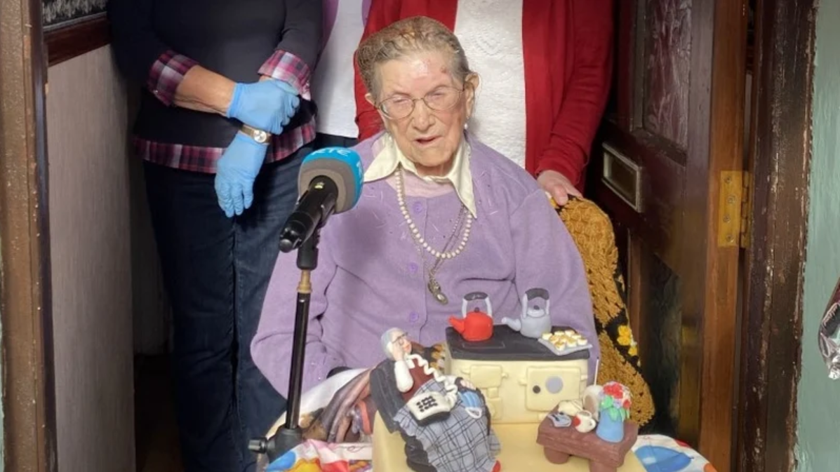 107 year old Meath woman