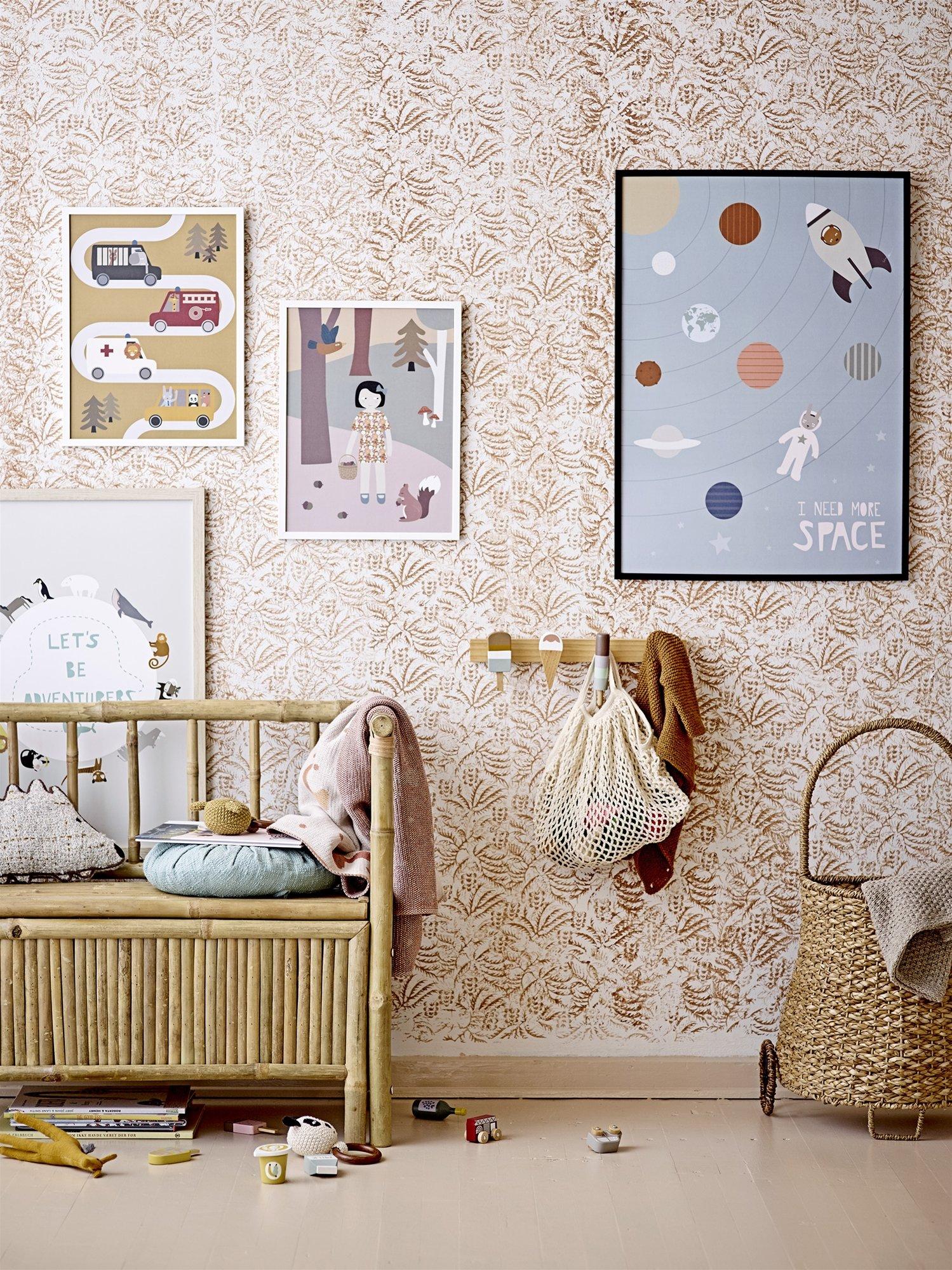 brighten up your kids' bedroom