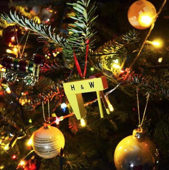 Irish Christmas decorations