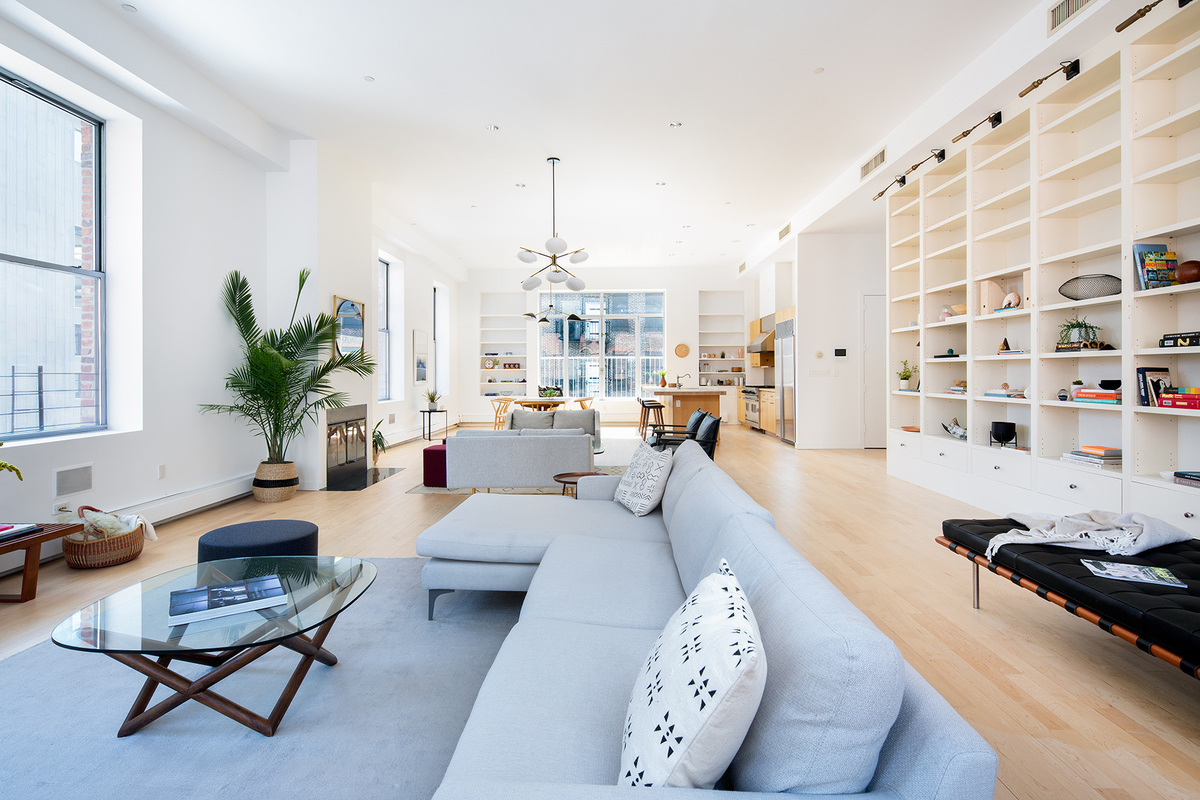 Kate Winslet's apartment