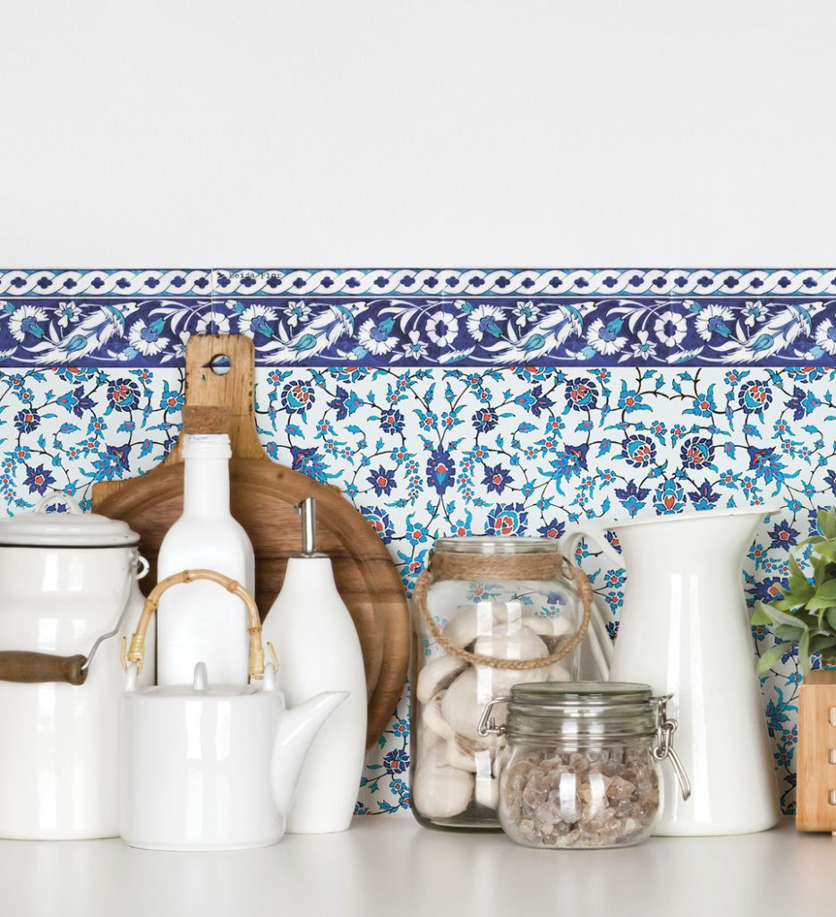 removable tile stickers and wallpape