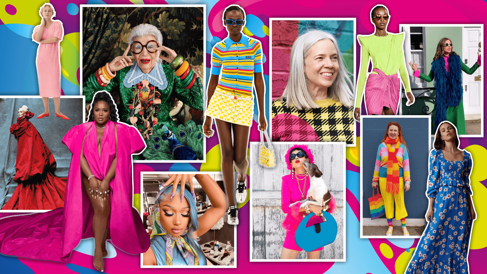 The women who celebrate individual style