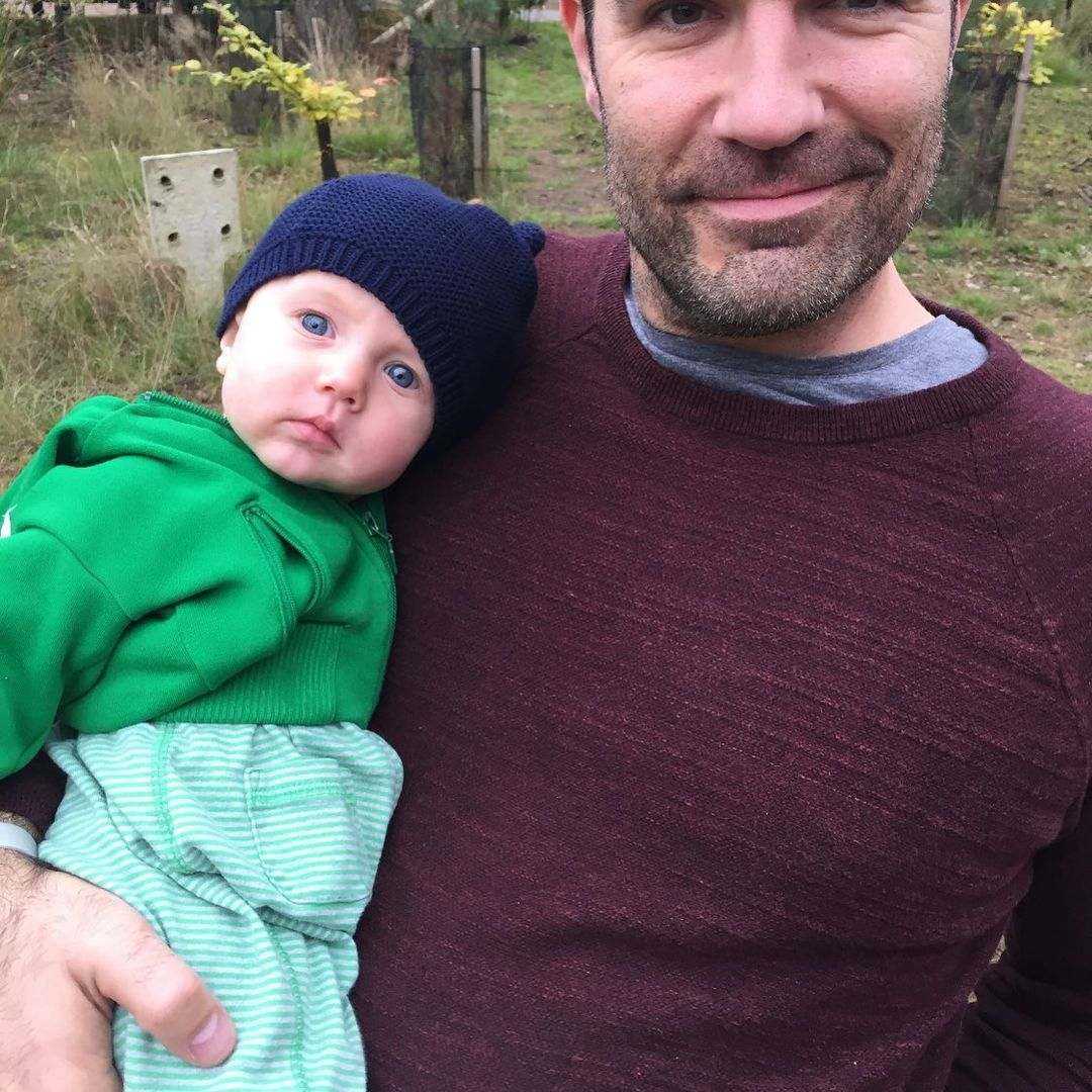 Rob Delaney on grief: 'I couldn't believe that my baby had died'