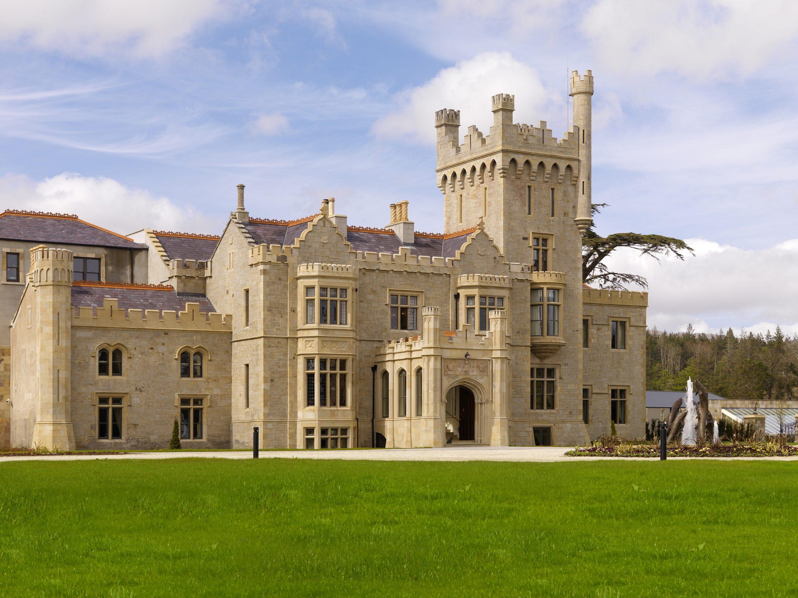 Irish hotels with activities