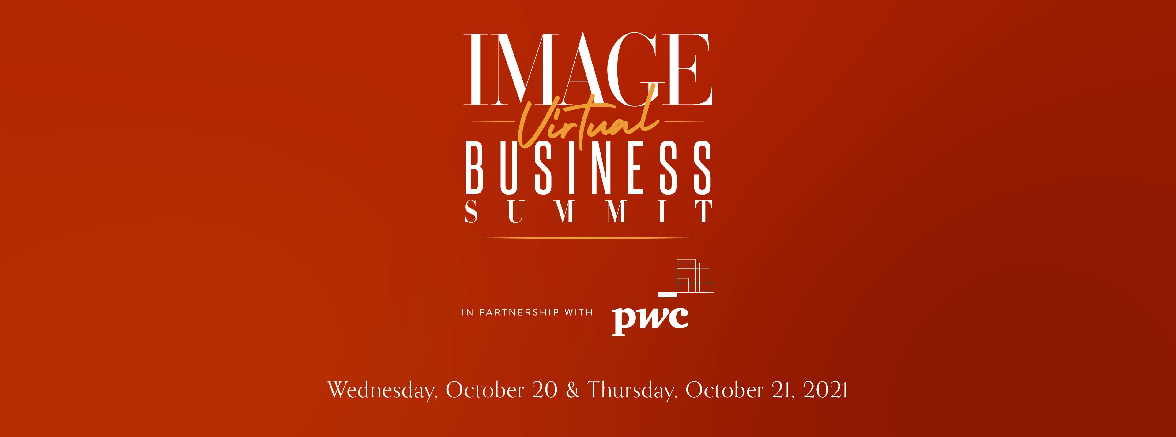 IMAGE Virtual Business Summit 2021